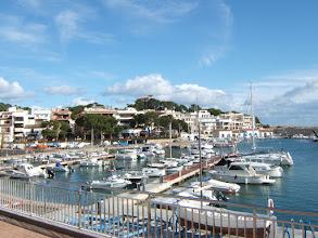 Photo: Der Hafen von Cala Rajada. Viele Mallorca-Infos unter www.mallorca-ganz-privat.de