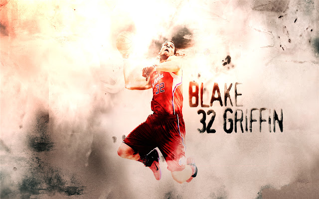 Blake Griffin Themes & New Tab