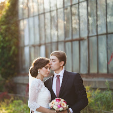 Wedding photographer Nikita Glazyrin (nikGl). Photo of 15.10.2014