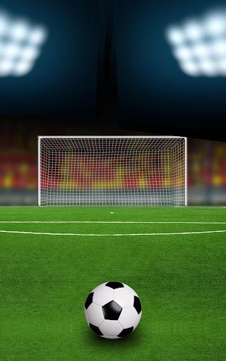 サッカーサッカー画面のロック