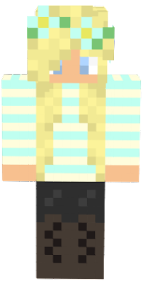 Minecraft Character Skin