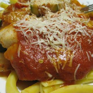 Italian Style Tilapia.