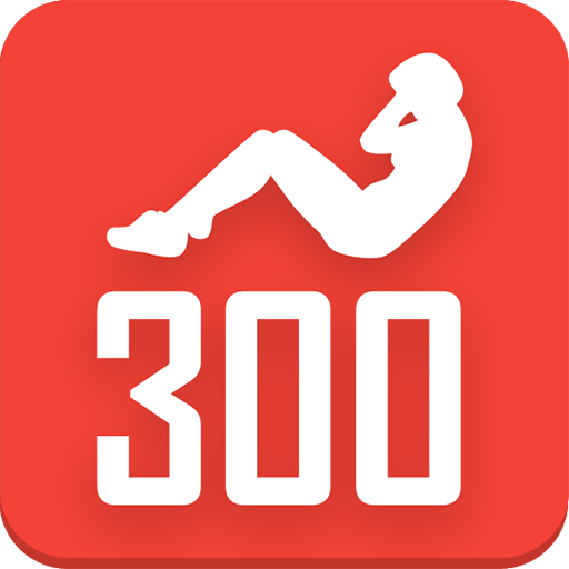App store: качаем пресс 300 раз.
