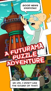 Futurama: Game of Drones Screenshot 1