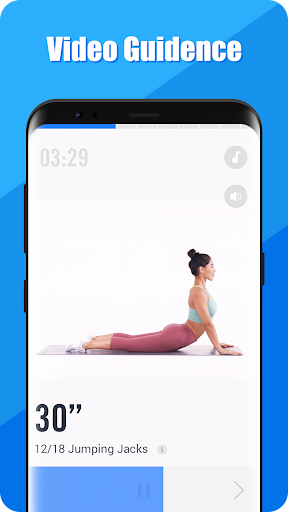 HealthFit - Abs Workout with No Equipment Needed 1.0.1 app download 2