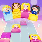 Magic Castle Piano Tiles: Free Rhythm Music Games