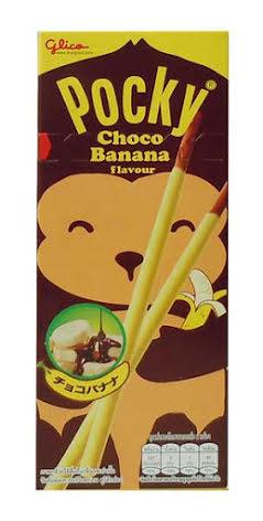 Pocky Choko Banana 25g Glico