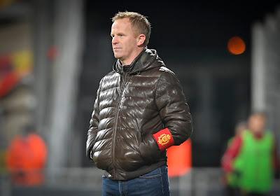 """Wouter Vrancken mitigé : """"Nous pouvions revendiquer la victoire"""""""