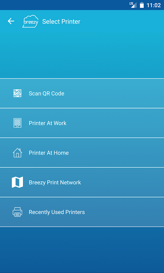 Breezy Print- screenshot