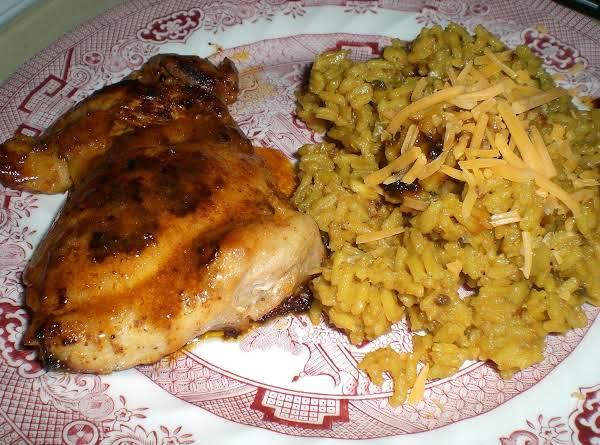 Caribbean Orange Chicken