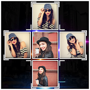 Photo Frame Collage Editor