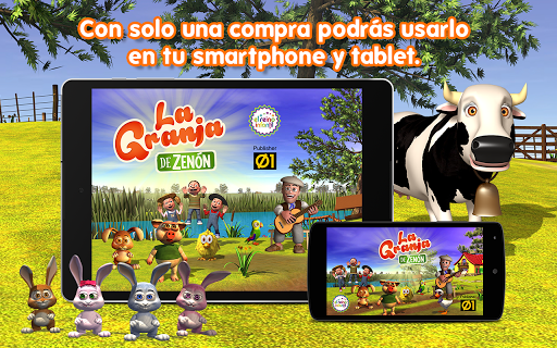 La Granja de Zenon - screenshot