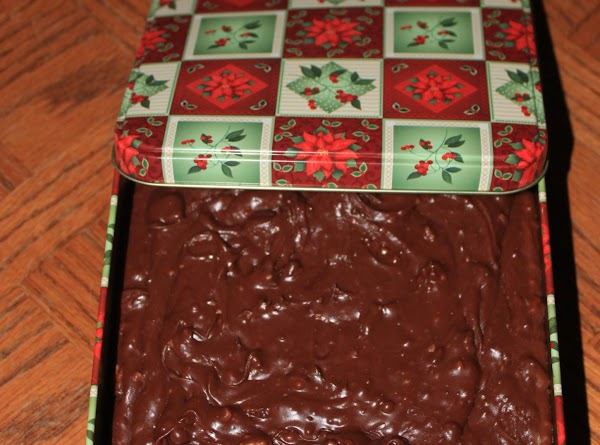 Janet's Old Fashioned Microwave Fudge Recipe