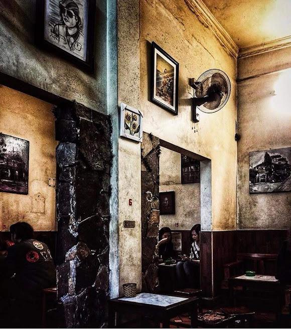 cafe ở hà nội