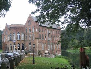 Photo: Le château de Bazel