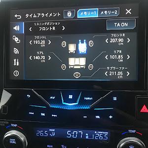 ヴェルファイア AGH30W H30年式Z'G'エディションのカスタム事例画像 ☆Aphrodite☆さんの2018年09月30日18:25の投稿