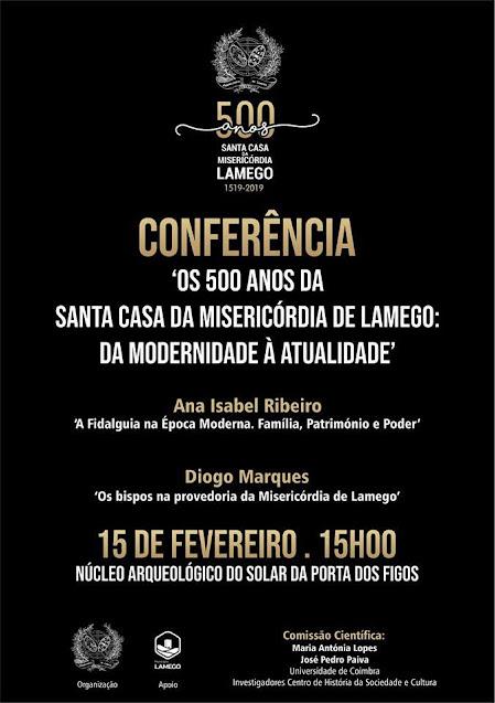 Conferência em Lamego exalta relevância histórica das misericórdias portuguesas