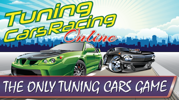 Tuning Cars Racing Online - screenshot
