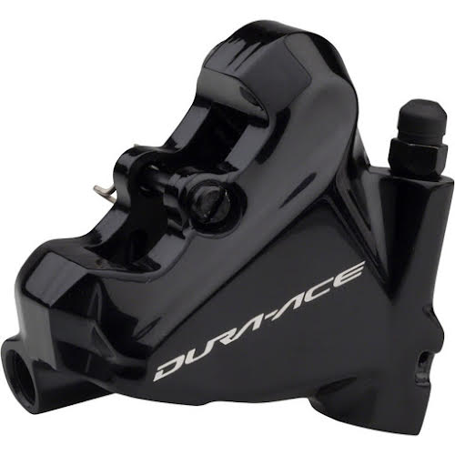 Shimano Dura Ace BR-R9170 Rear Flat-Mount Disc Brake Caliper with Resin Pads with Fins