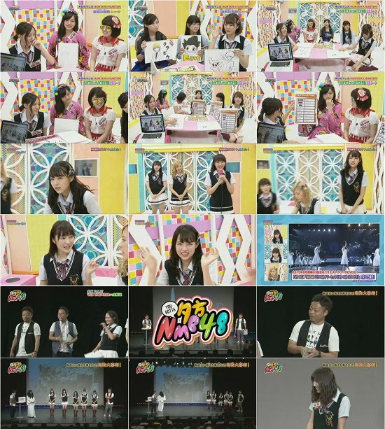 (Web)(360p) NMB48 Kawaiian TV – Collection 160719 160726 160728