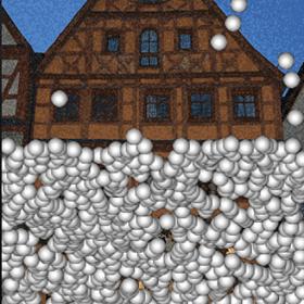 Snow piling Livewallpaper