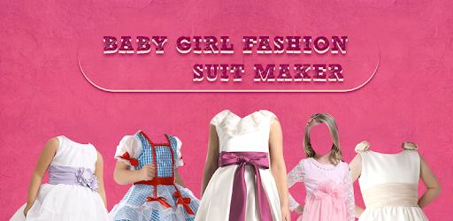 Приложения в Google Play – <b>Baby Girl Fashion</b> Suit Maker