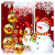 Christmas Snowman Theme file APK Free for PC, smart TV Download
