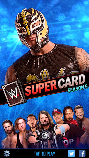 WWE SuperCard – Multiplayer Card Battle Game 4.5.0.382467 screenshots 1