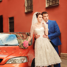 Wedding photographer Ross Yaroslava (Rosslava). Photo of 09.07.2015