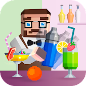 Bartender Simulator Mix Drinks