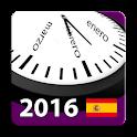 Calendario Laboral 2016 España icon