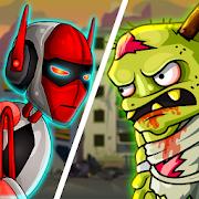 Robot Vs Zombie Strike - Last Dead War
