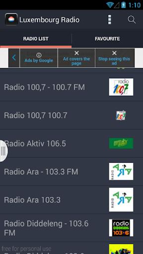 Luxembourg Radio