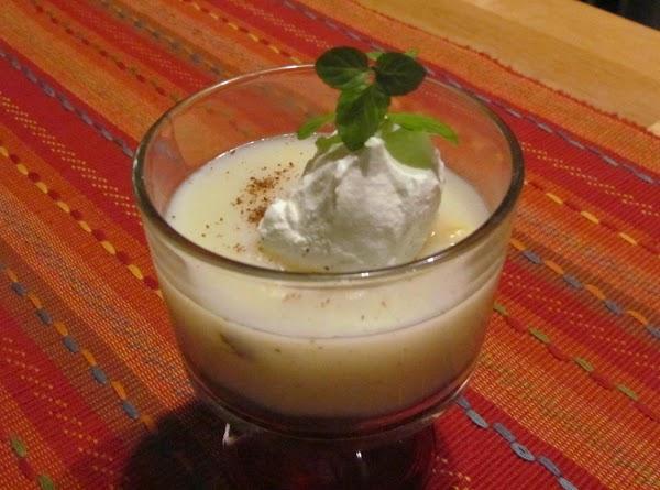 Addicting Vanilla Bean Pudding Recipe