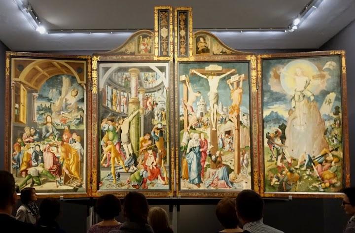Herrenberger Altar, Gesamtansicht.
