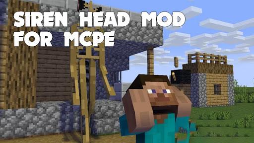 Siren Head Mod für MCPE Screenshots 3