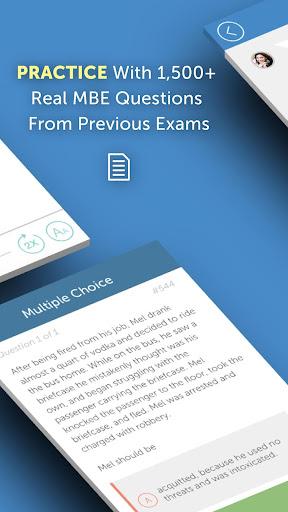 BarMax Bar Exam, MBE & MPRE by TestMax (Google Play, United