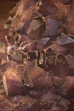 Photo: A huge amethyst crystal