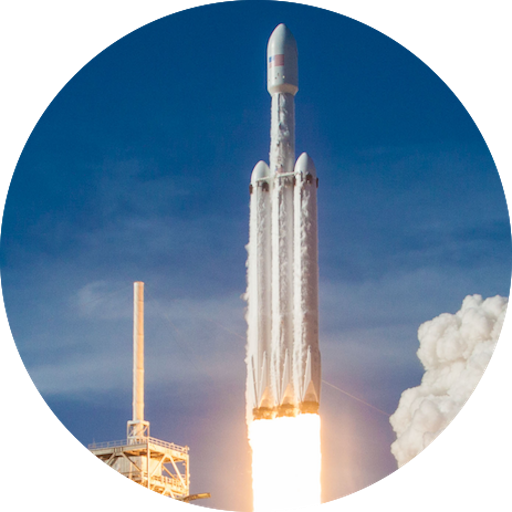 Next Spaceflight - Rocket Launch Schedule Icon