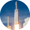 Next Spaceflight - Track SpaceX, NASA, ULA & more APK