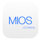 MIOS Theme for LG G6 V20 & G5