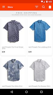 JackThreads: Shopping for Guys Screenshot 6