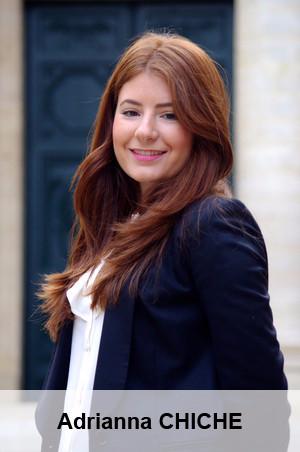 Découvrir le profil d'Adrianna CHICHE