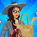 WEALTHY GIRL CRAZY MALL SHOPPING - FASHION GAMES icon