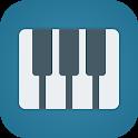 Aprende a tocar piano - Clases, Lecciones, Solfeo icon