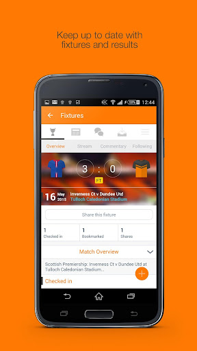 Fan App for Dundee United FC
