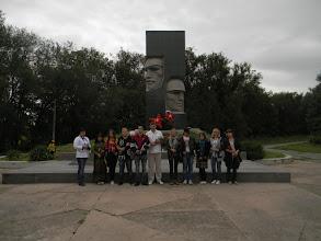 Photo: Никто не забыт, ничто не забыто! Блогеры возложили цветы к памятнику воинам Великой Отечественной войны