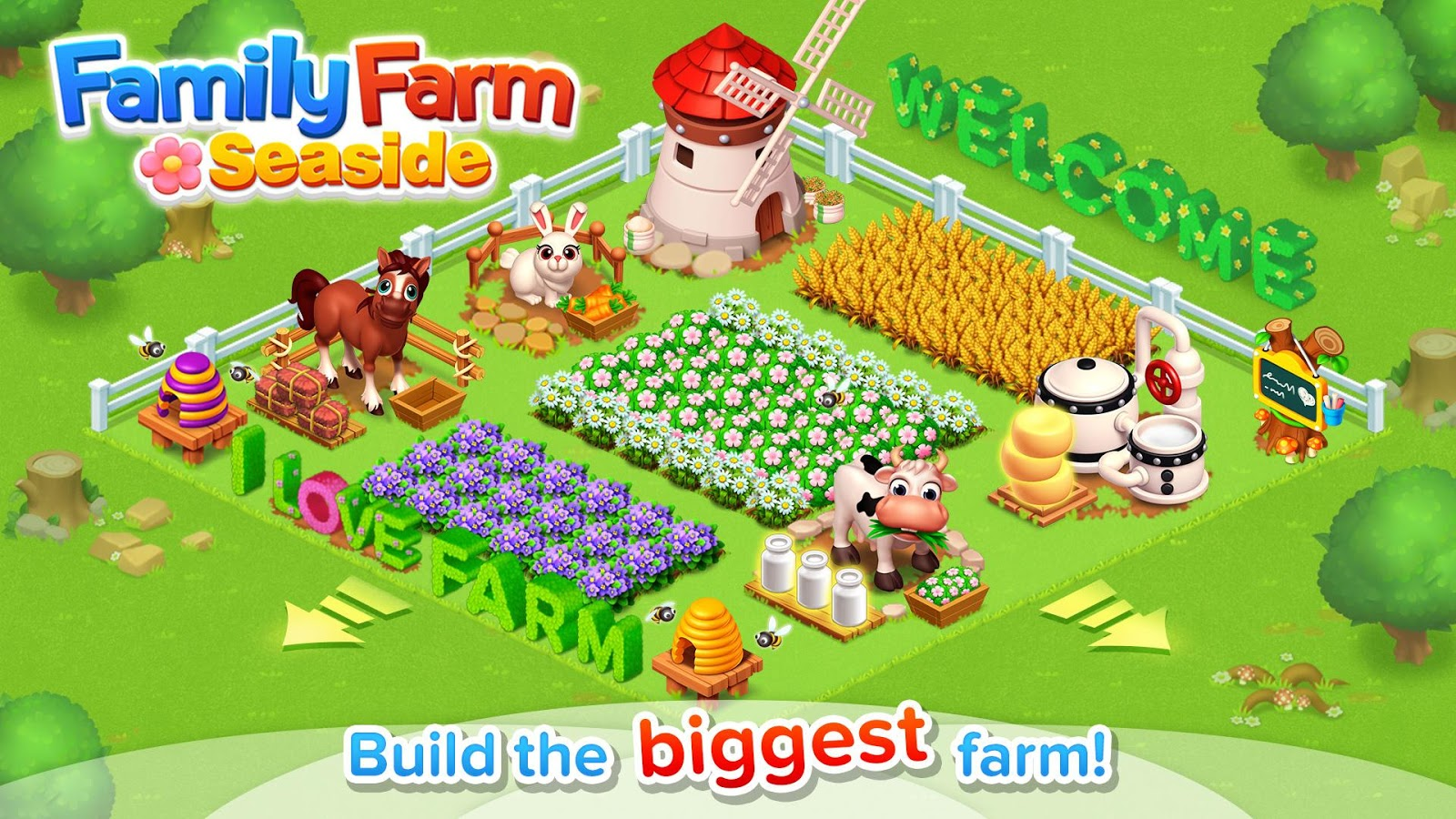 Family Farm Seaside- screenshot