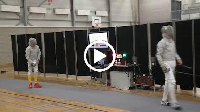 Video: Bente in de finale