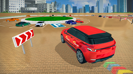 Prado Car Driving games 2020 - Free Car Games apktram screenshots 6